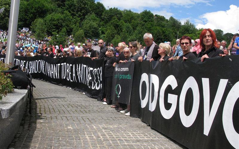 Obeležavanje godišnjice genocida