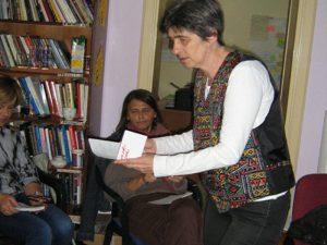 Ženski informativno edukativni centar – Izveštaj za 2013.