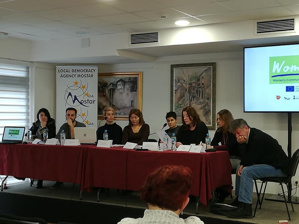 Udruzenje zena Pescanik - Komunikacijom do solidarnosti među ženama