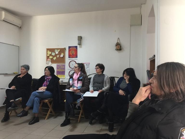 Udruzenje zena Pescanik - Obuka za anketarke i voditeljice fokus grupi