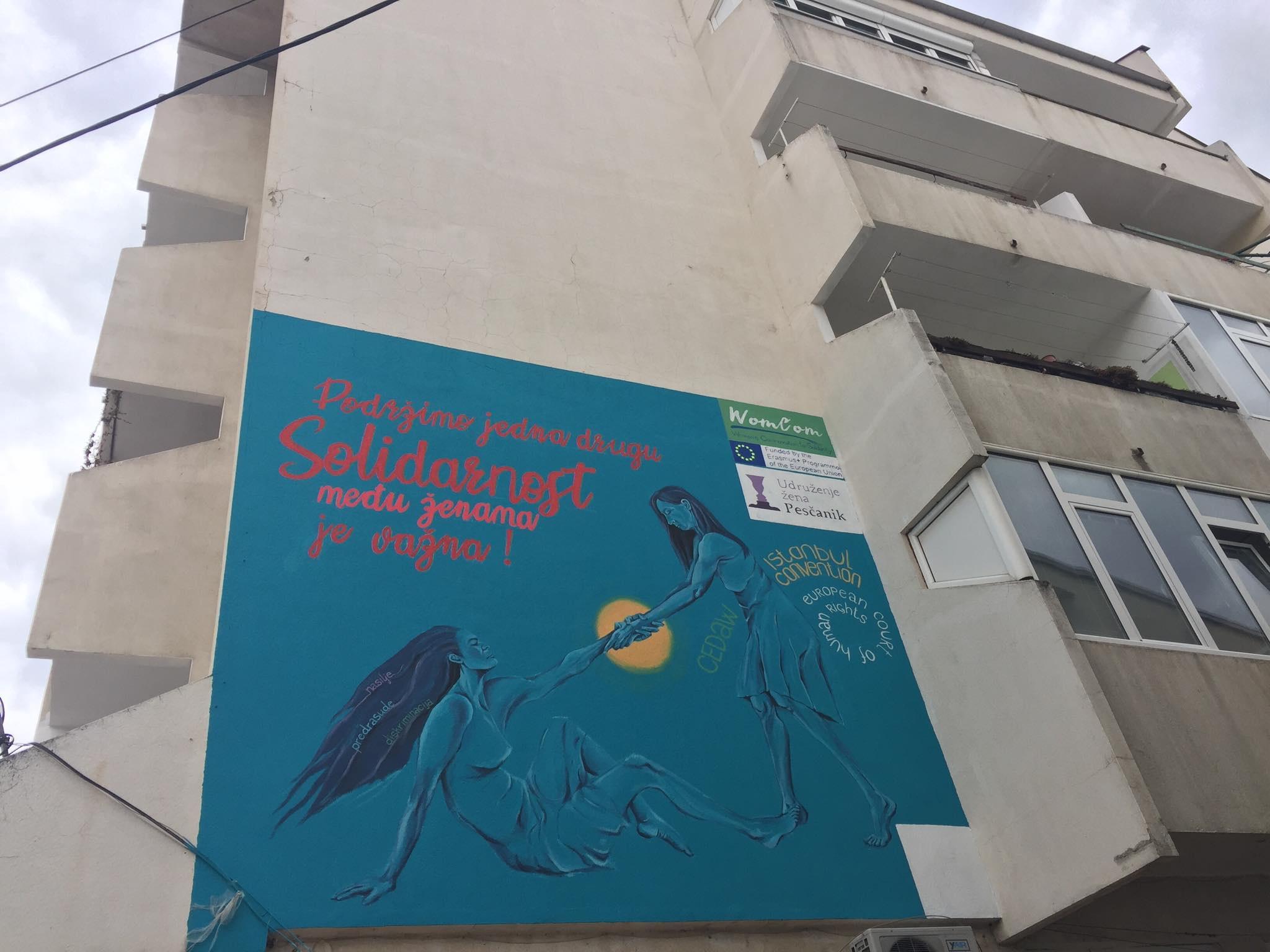 Udruzenje zena Pescanik - Solidarnost među ženama je važna