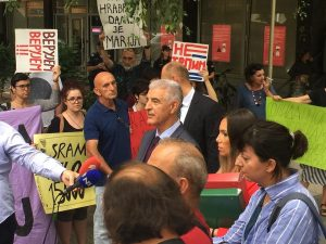 Solidarnost je naša snaga – Podrška Mariji Lukić