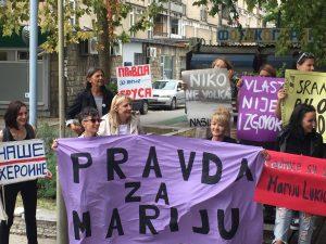 Pravda za Mariju Lukić!