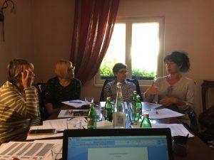Sastanak regionalnog centra u Kragujevcu