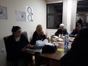Radionice za višestruko marginalizovane žene