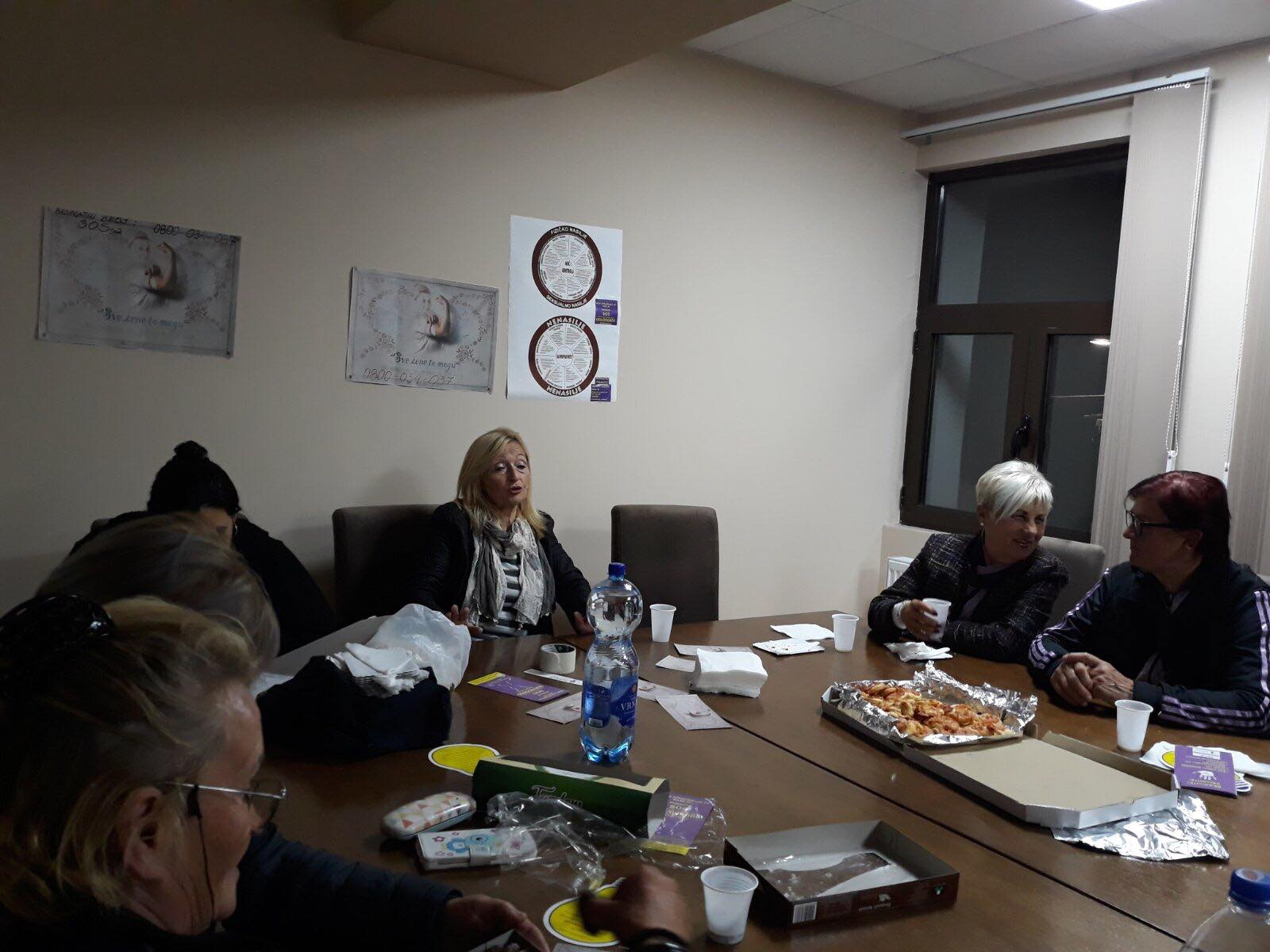Udruzenje zena Pescanik - Radionice za višestruko marginalizovane žene