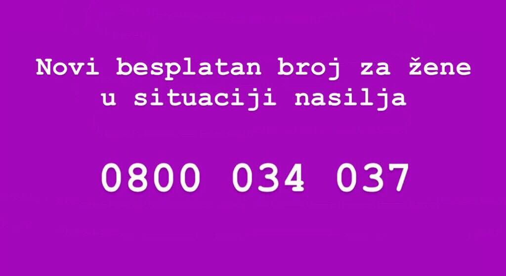 Udruzenje zena Pescanik - Informacija o radu SOS podrške Udruženja žena Peščanik za žene sa iskustvom nasilja u porodici