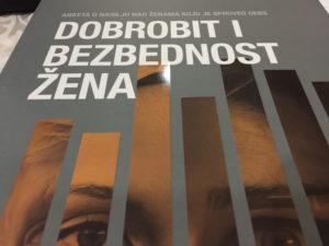 Dobrobit i bezbednost žena u Srbiji –  Zaštita od nasilja u porodici