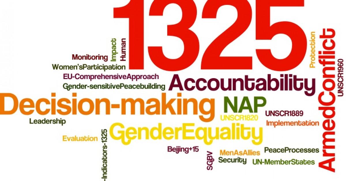 """Udruzenje zena Pescanik - Saopštenje povodom 20. godišnjice usvajanja Rezolucije 1325 """"Žene, mir, bezbednost"""" Saveta Bezbednosti Ujedinjenih nacija"""