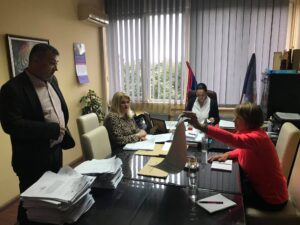 Sastanak sa LU Varvarin