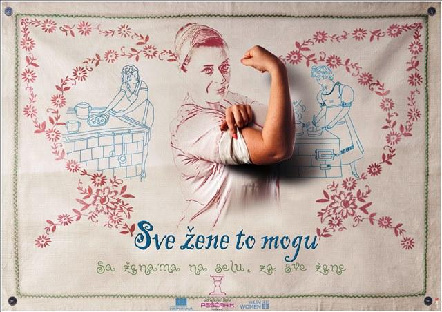 Udruzenje zena Pescanik - Саопштење за јавност поводом 15. октобра, Међународног дана жена које живе на селу
